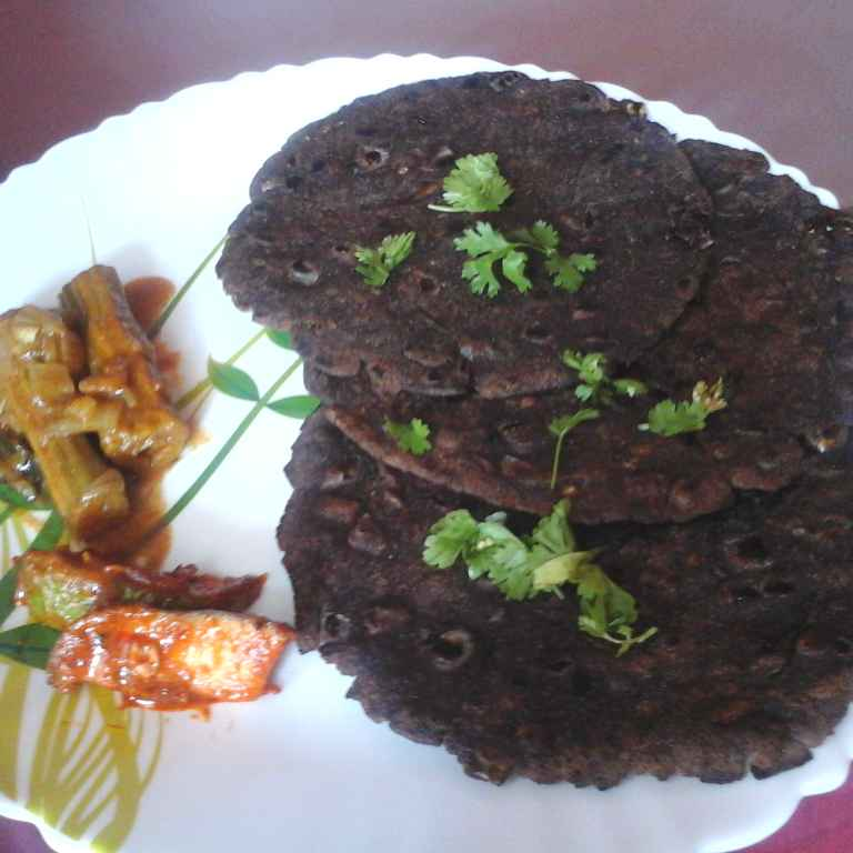 Photo of Ragi Roti by Gadige Maheswari at BetterButter