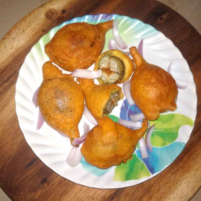 Photo of Brinjal Bonda by Gadige Maheswari at BetterButter