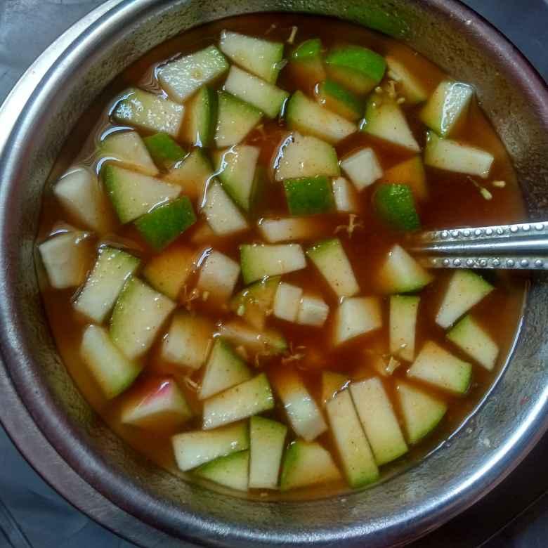 Photo of Ugadi pickle by Gadige Maheswari at BetterButter