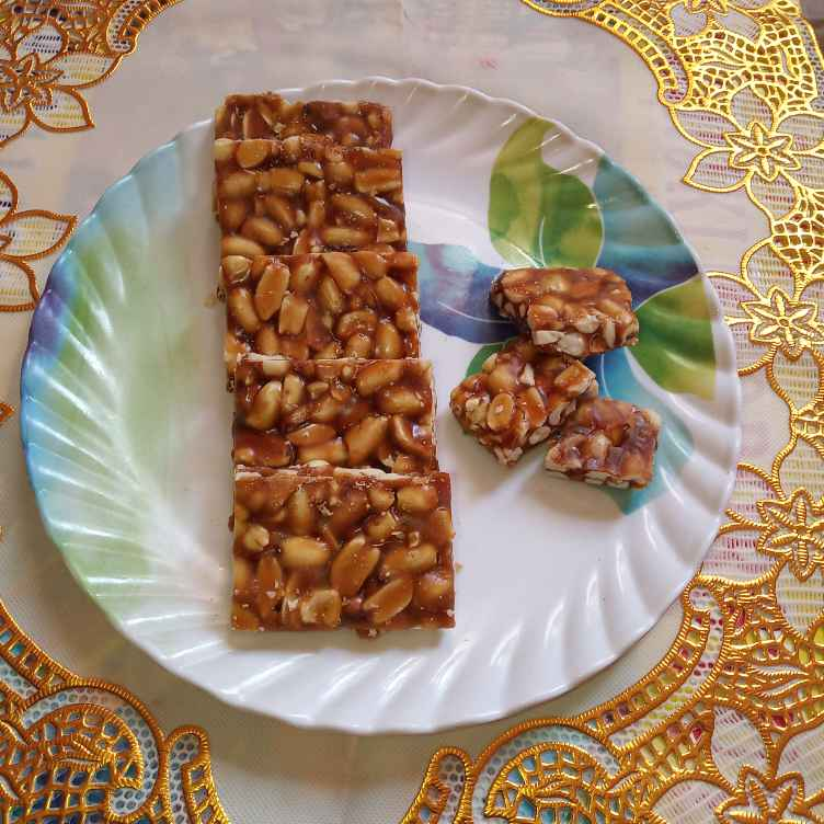 Photo of Peanuts brittle by Gadige Maheswari at BetterButter