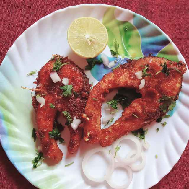 Photo of Fish Shallow Fry by Gadige Maheswari at BetterButter