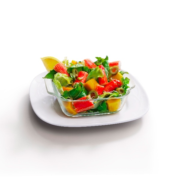 Photo of Crab and Mango Salad by Gadre Marine Pvt. Ltd at BetterButter