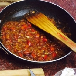 How to make Italian Sauce with Noodles