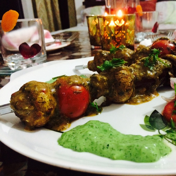 Photo of Mushroom Seekh Kebab with Mint Mayo by Gagandeep Joshi at BetterButter