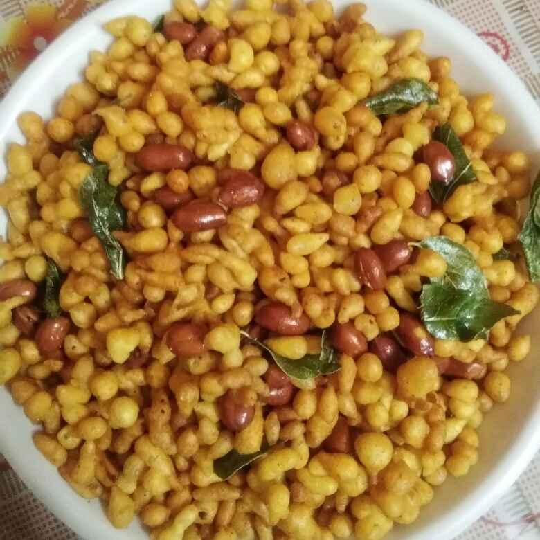 How to make కార బూందీ