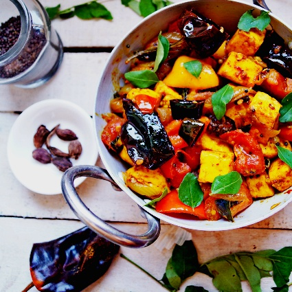How to make Kerala Style Paneer