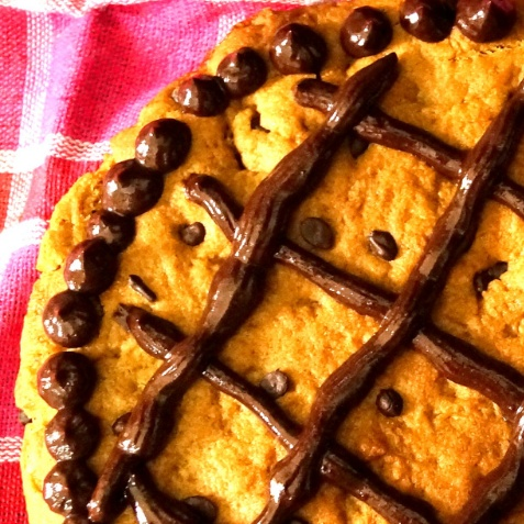 Photo of Chocolate chip cookie Cake by Garima Gautam at BetterButter