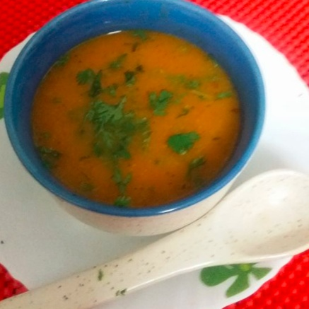 Photo of Tomato Carrot Oats Soup by Garima Prabhakar at BetterButter
