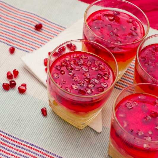 Photo of Custard jelly pudding by Garima Sharma at BetterButter