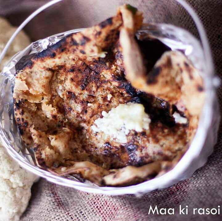 How to make Tawa Tandoori Gobi Naan