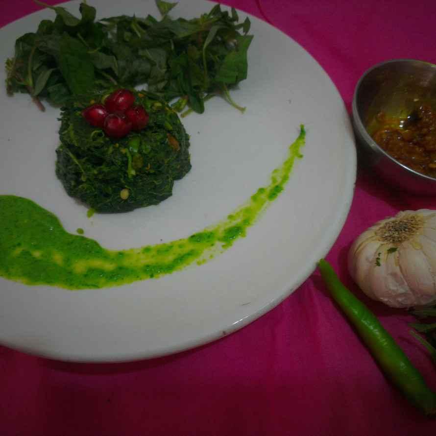 How to make Pickled Bathua