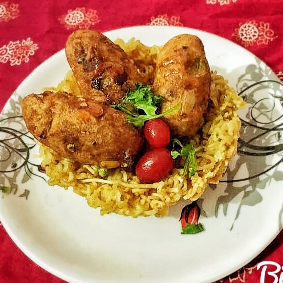 How to make MAGGI CUTLETS IN MAGGI NEST