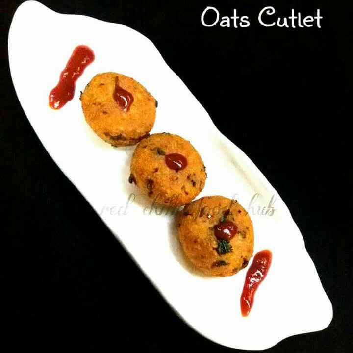 Photo of Oats cutlet by Gauri Vij at BetterButter