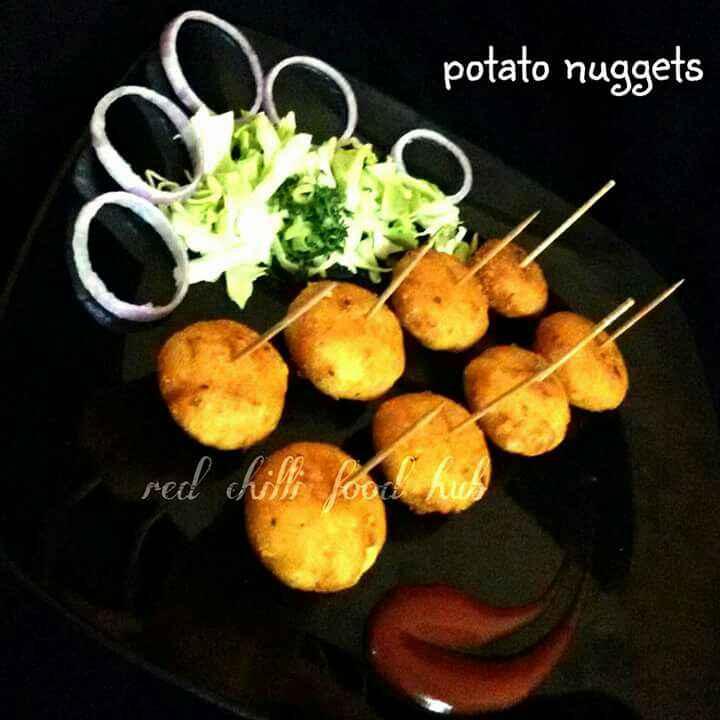 Photo of Potato nuggets by Gauri Vij at BetterButter