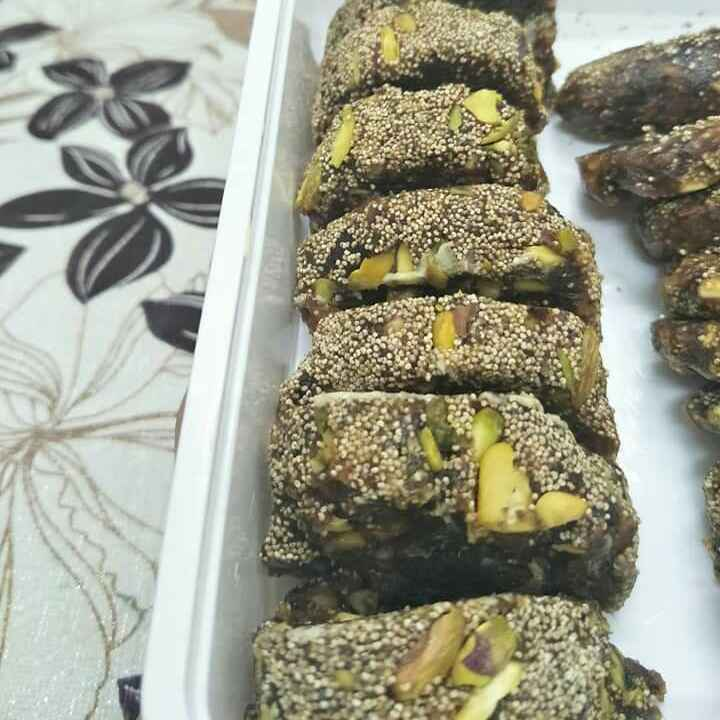 Photo of Dates Nuts Sweet by Gayathri Gopinath at BetterButter