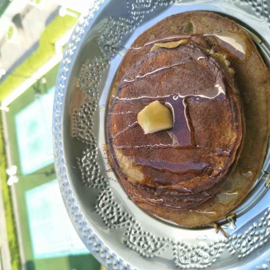 Photo of Yumm Banana Pan Cake by Gayathri Gopinath at BetterButter