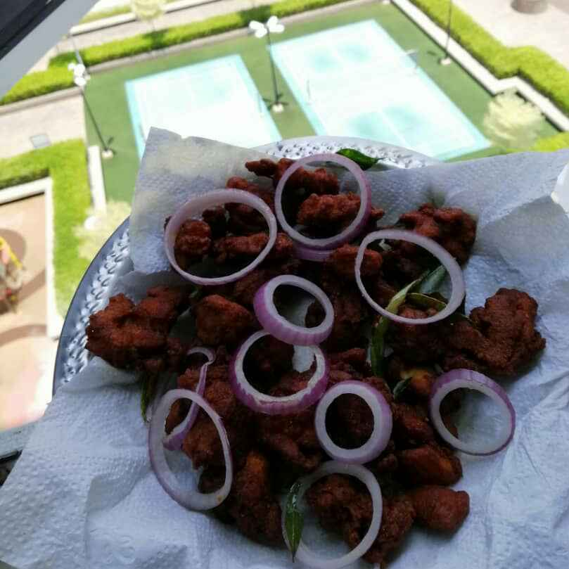 Photo of Road Shop Famous Spicy Chicken 65 Fry by Gayathri Gopinath at BetterButter