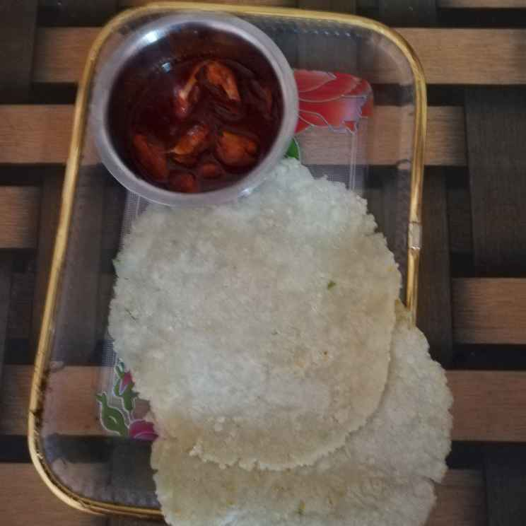 Photo of Tri ingrediant roti by Gayathri Sayeeram at BetterButter