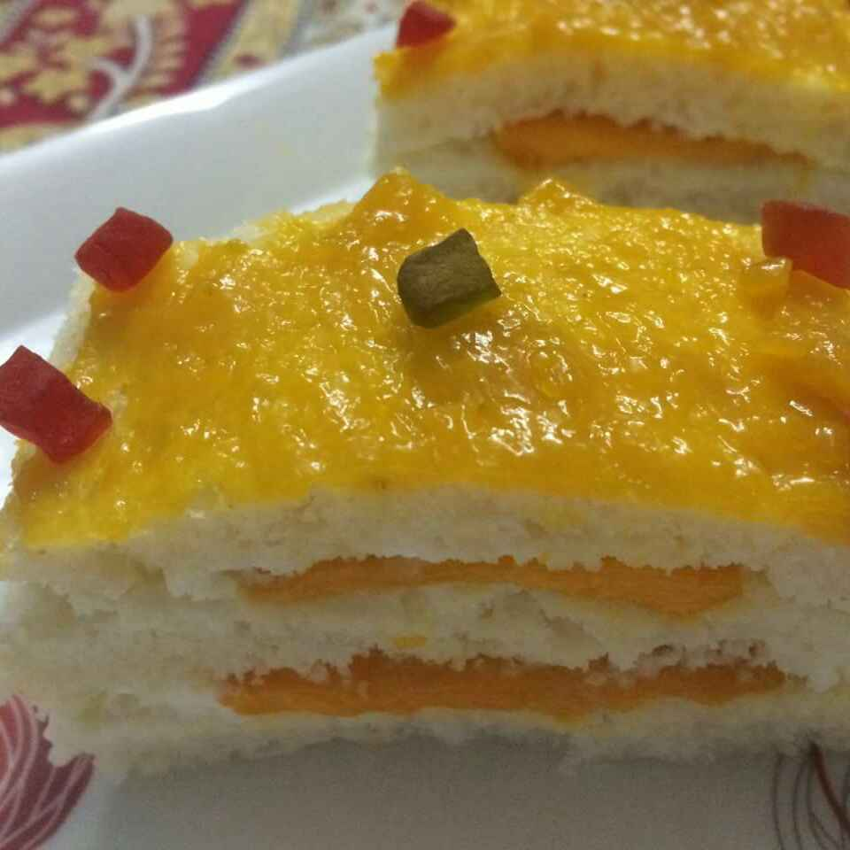 How to make Mango Pastry