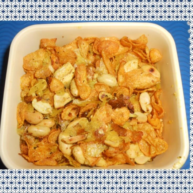 How to make Diet Namkeen