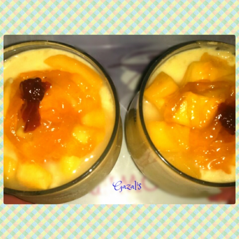 How to make Mango Fusion