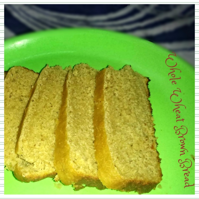 How to make Whole Wheat Brown Bread