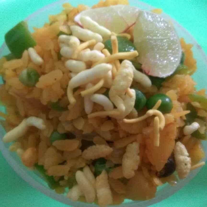 Photo of Vegetable Poha by GAZAL UPVEJA at BetterButter