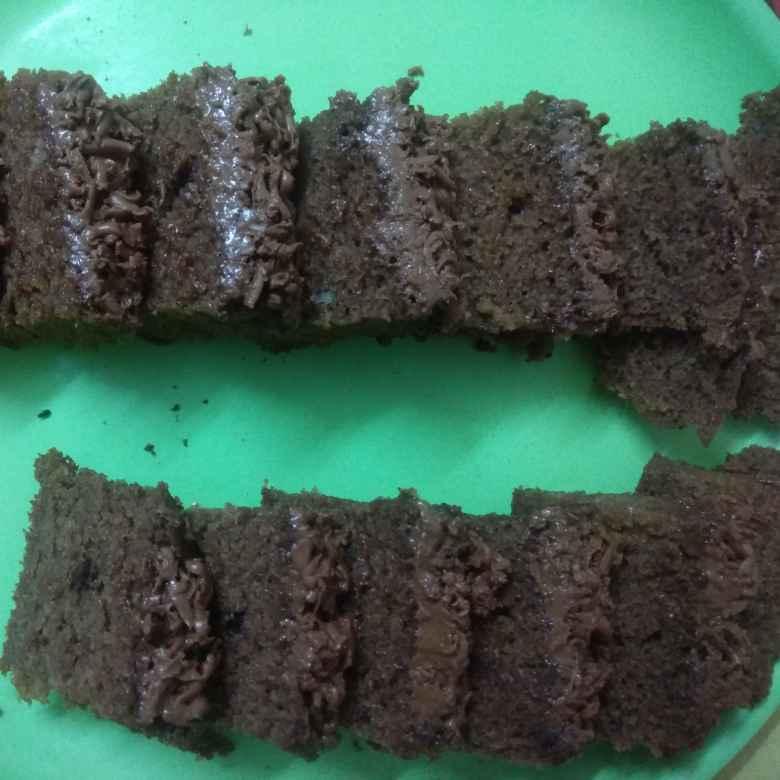 How to make Dark Coffee Cake with Chocolate Ganache