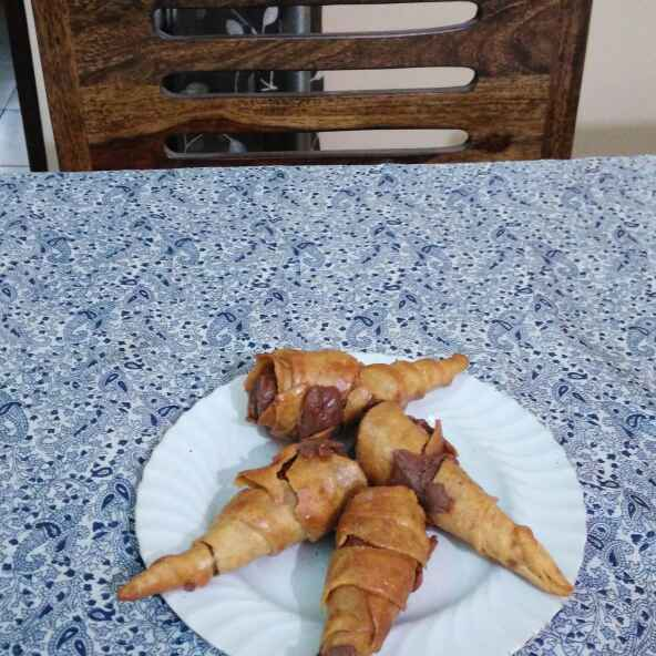 Photo of Sweet Potato Cone by Geeta Biswas at BetterButter