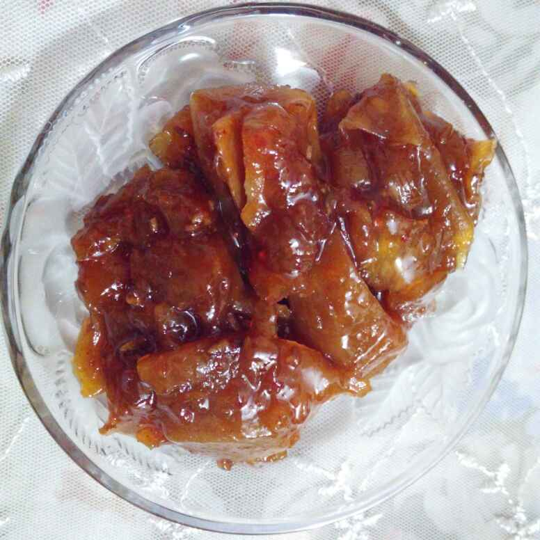 Photo of Hot and Sweet Mango Chutney  by Geeta Biswas at BetterButter