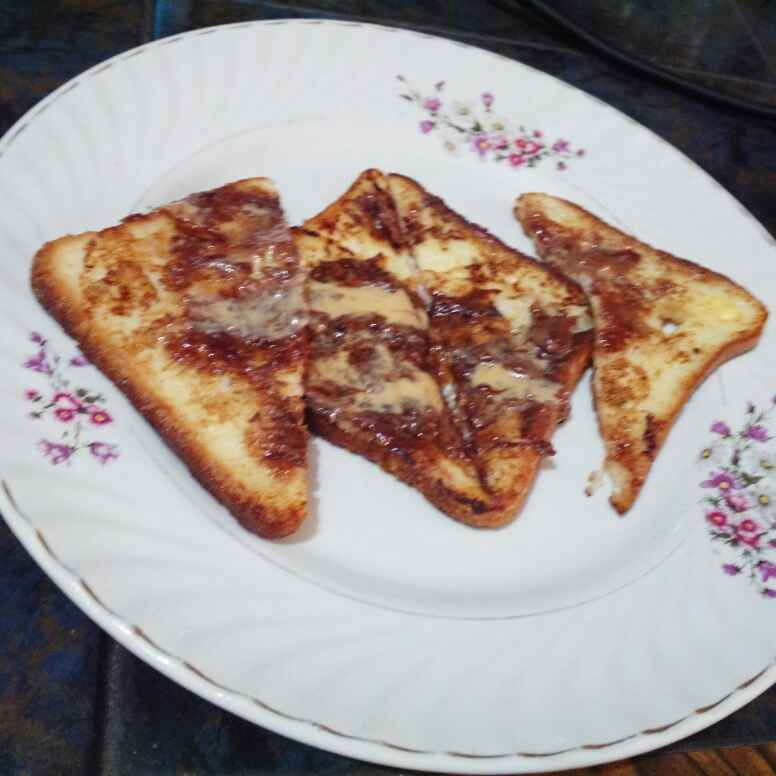 Photo of Choco French Toast with Irish cream by Geeta Biswas at BetterButter