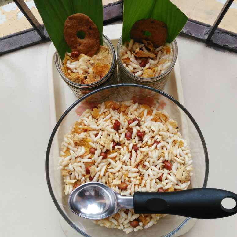 Photo of Jhalmoori (puffed rice) by Geeta Biswas at BetterButter