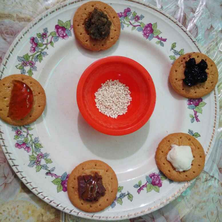Photo of Barley cookies with different taste by Geeta Biswas at BetterButter