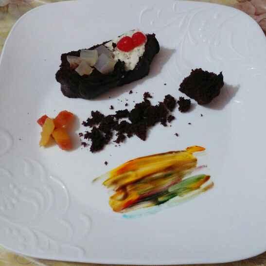Photo of Choco Fudge (Dessert) by Geeta Biswas at BetterButter