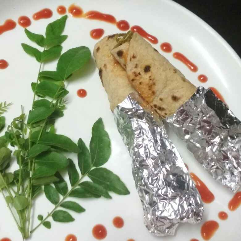 Photo of Healthy wrap by Geeta Gambhir at BetterButter