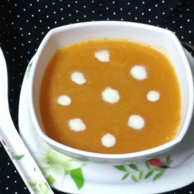 Photo of Carrot soup by Geeta Gambhir at BetterButter