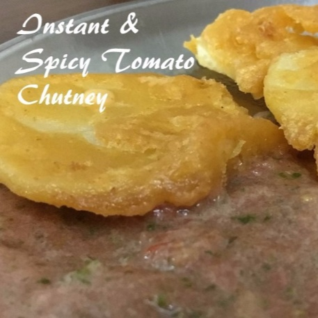 Photo of Instant & Spicy Tomato Dip by Geeta Gudavarthi at BetterButter