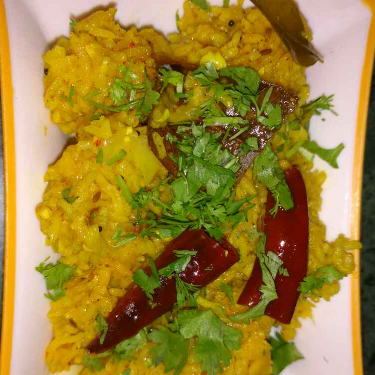 Photo of Daal khichdi by Geeta Hemit at BetterButter