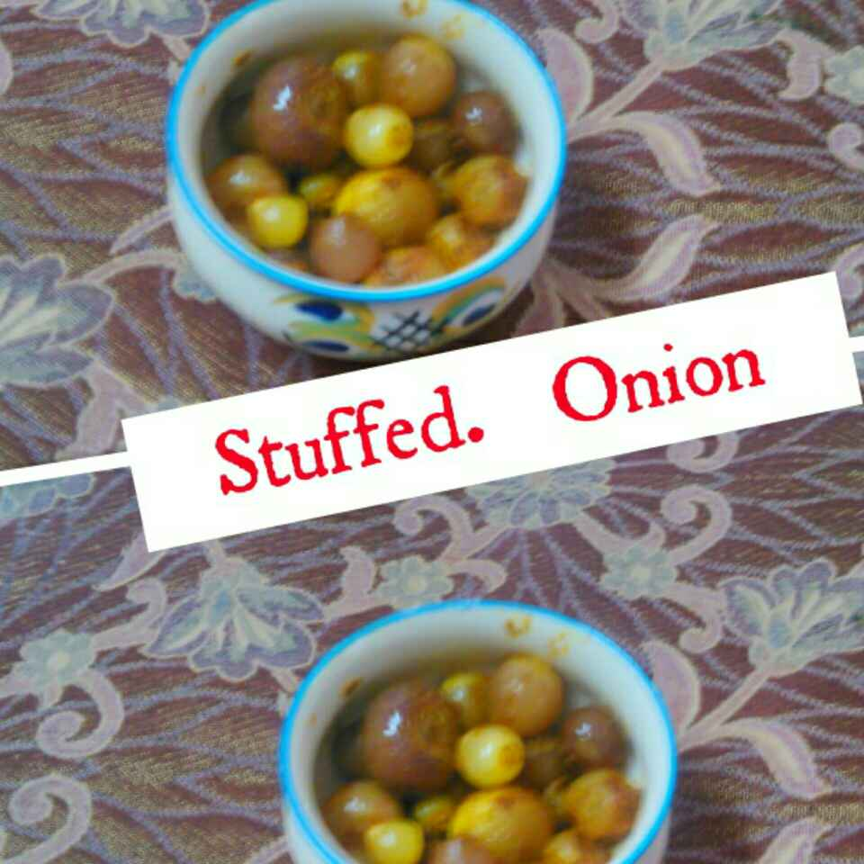 How to make Stuffed Onion