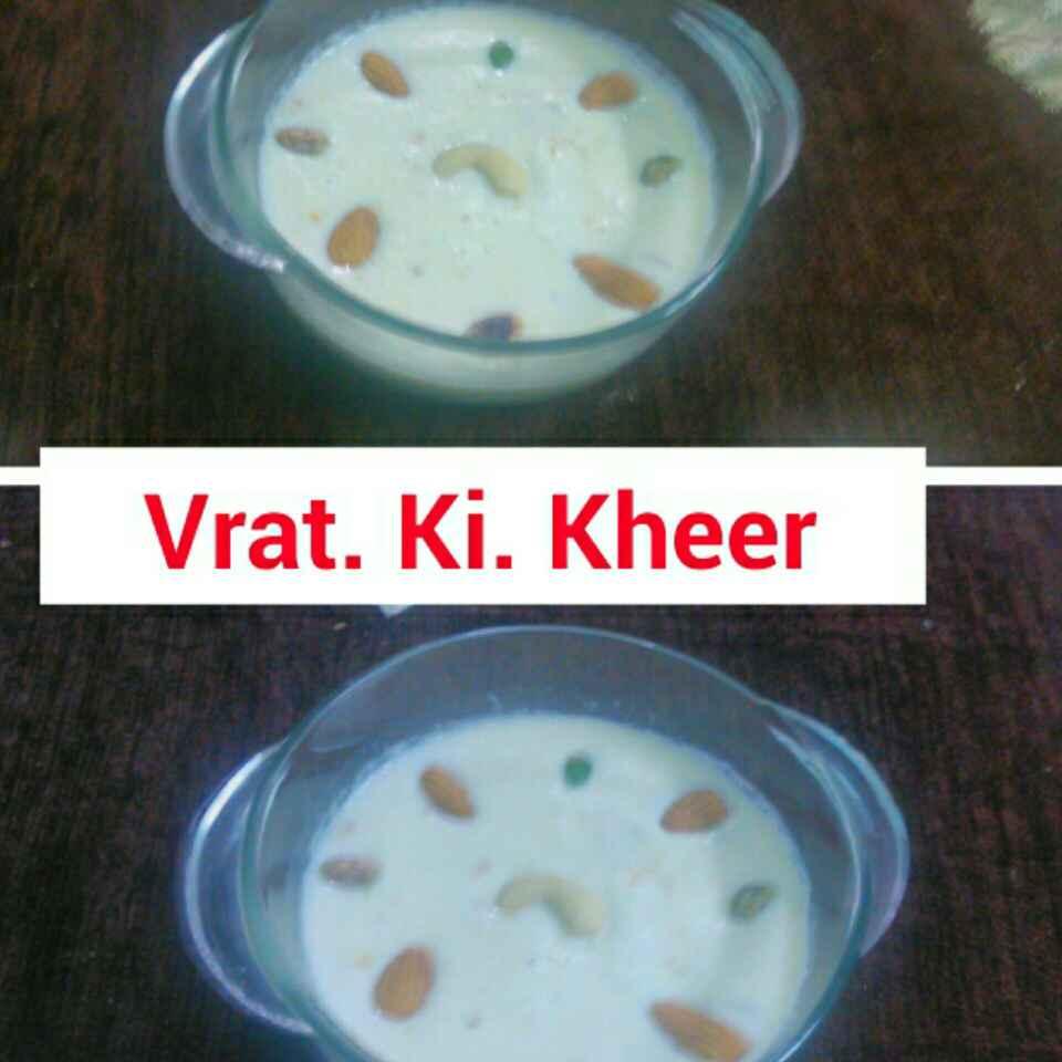 How to make Vrat Ki Kheer