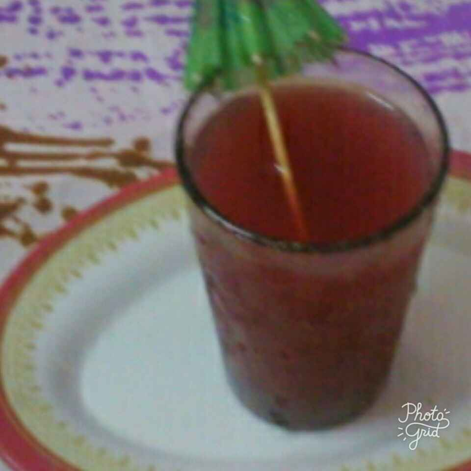 Photo of Pomogranate delight by Geeta Khurana at BetterButter