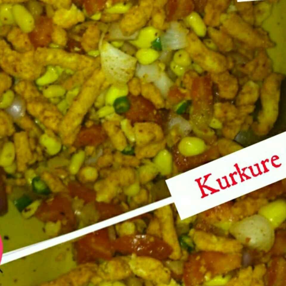 Photo of Kurkure Bhel. by Geeta Khurana at BetterButter
