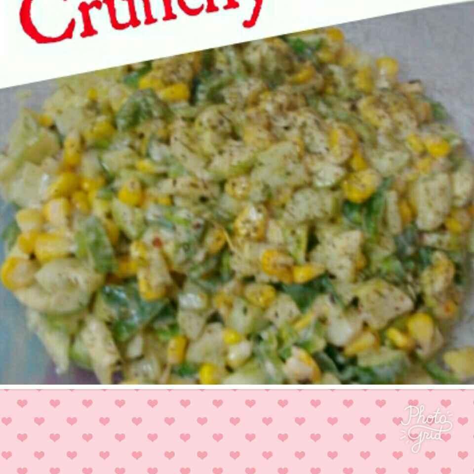 How to make Crunchy Salad