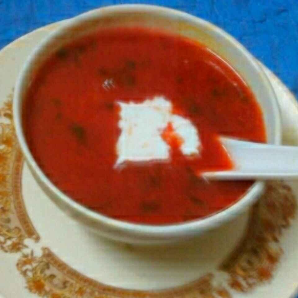 Photo of Chukandar ka soup by Geeta Khurana at BetterButter