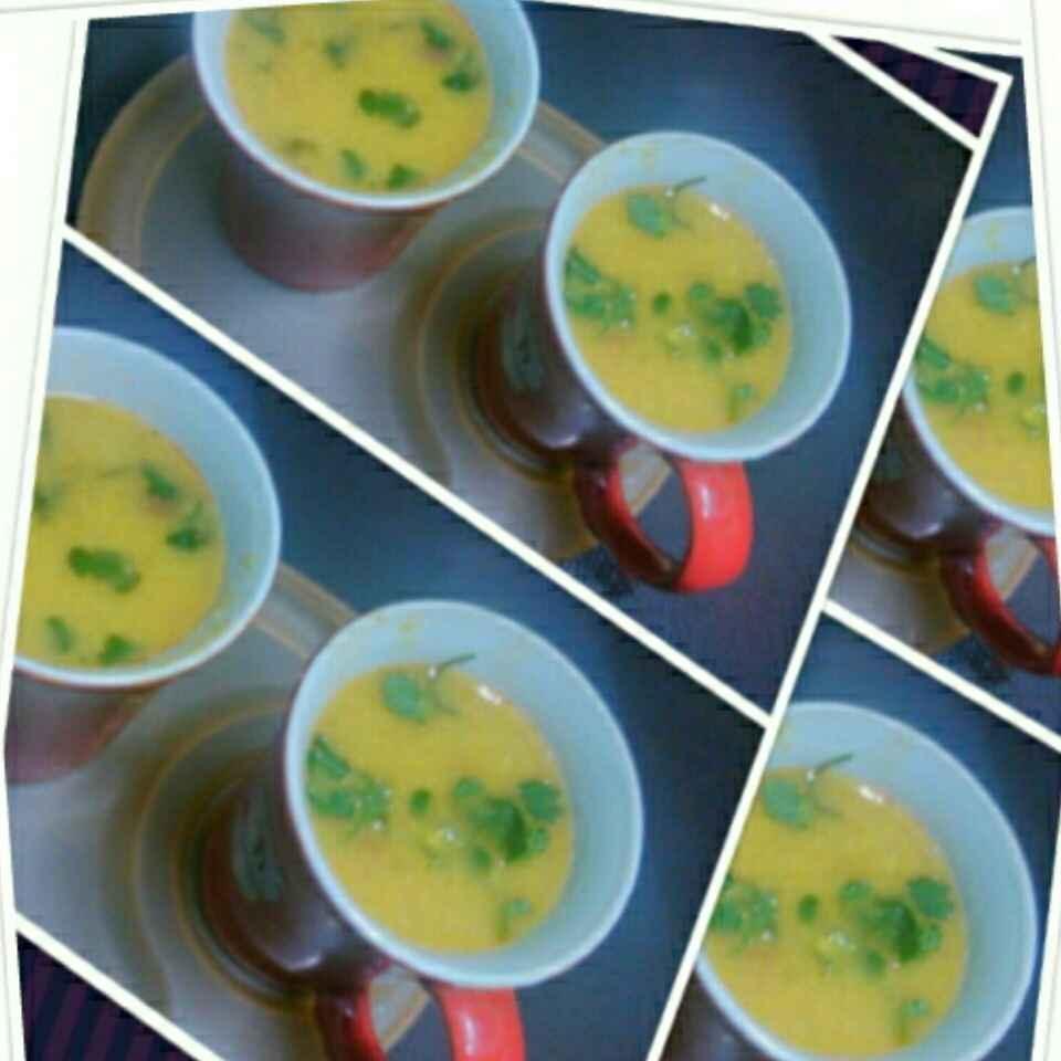 How to make दाल और सब्जियों का सूप