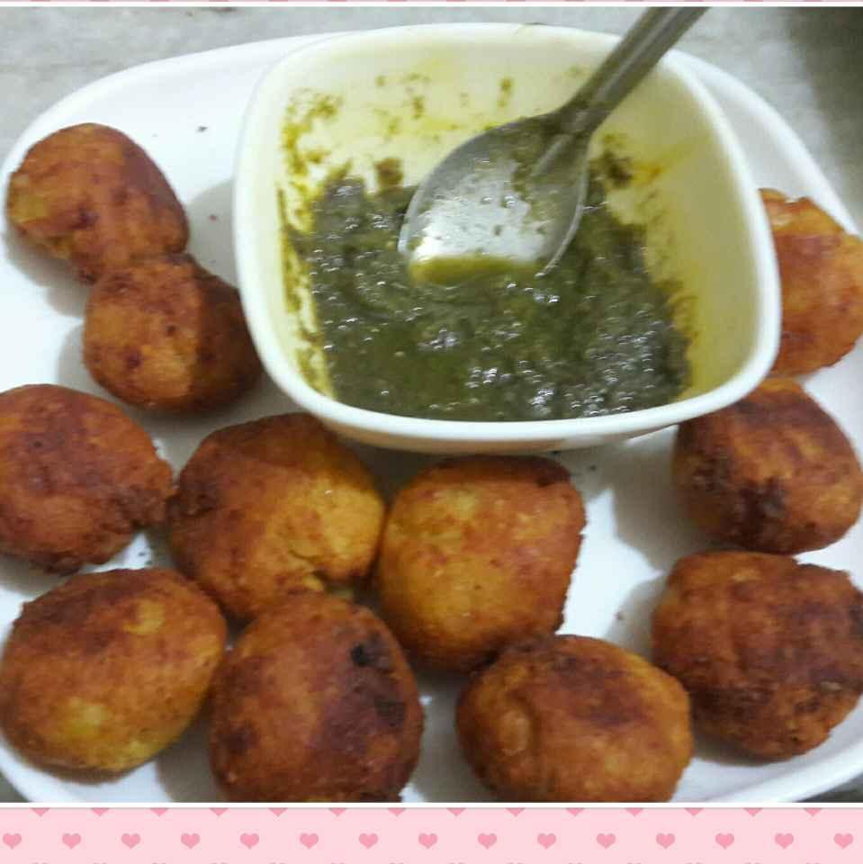 Photo of Aalu chops by Geeta Khurana at BetterButter
