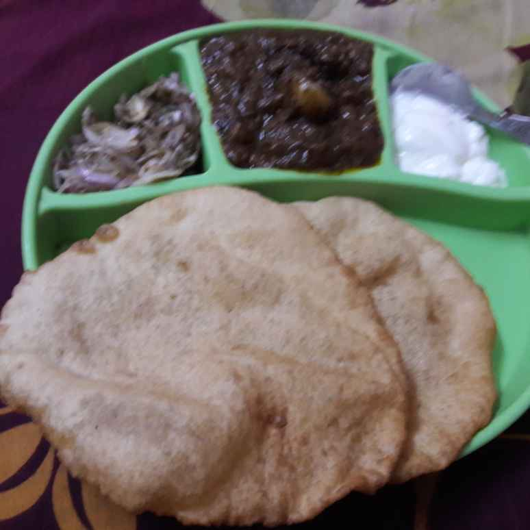 Photo of Haldiram ke Bhature by Geeta Khurana at BetterButter
