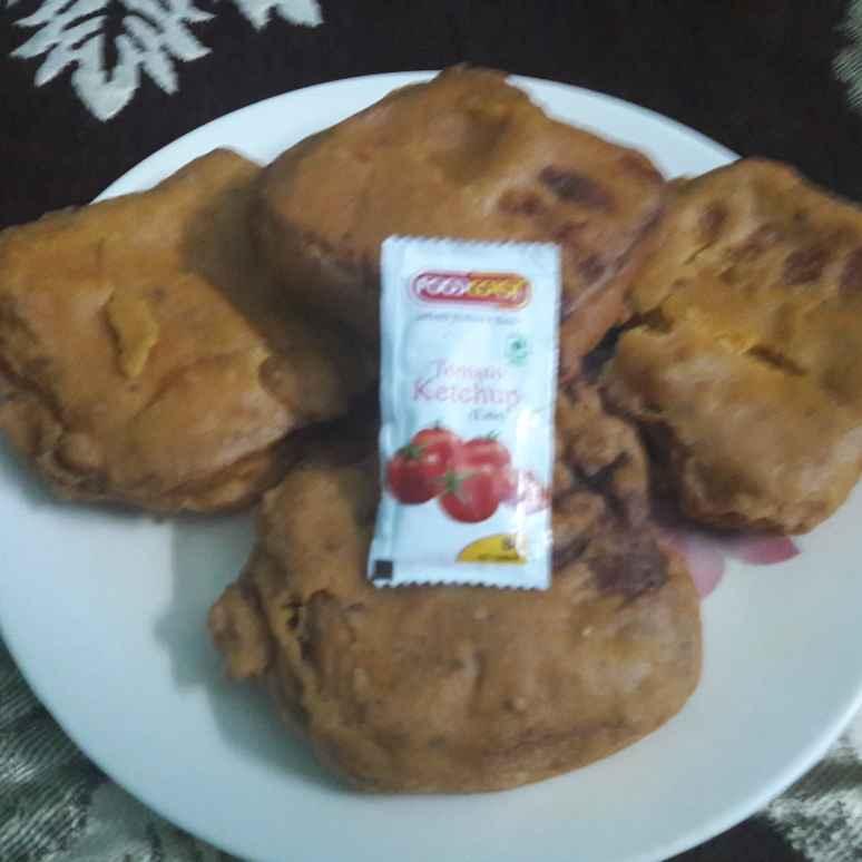 Photo of Stuffed Bread Pakora. by Geeta Khurana at BetterButter