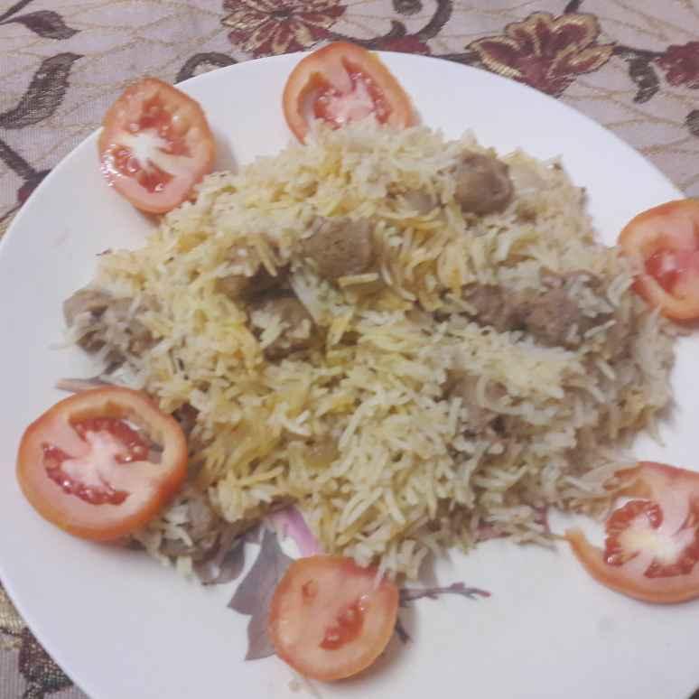 How to make Nutri Pulao