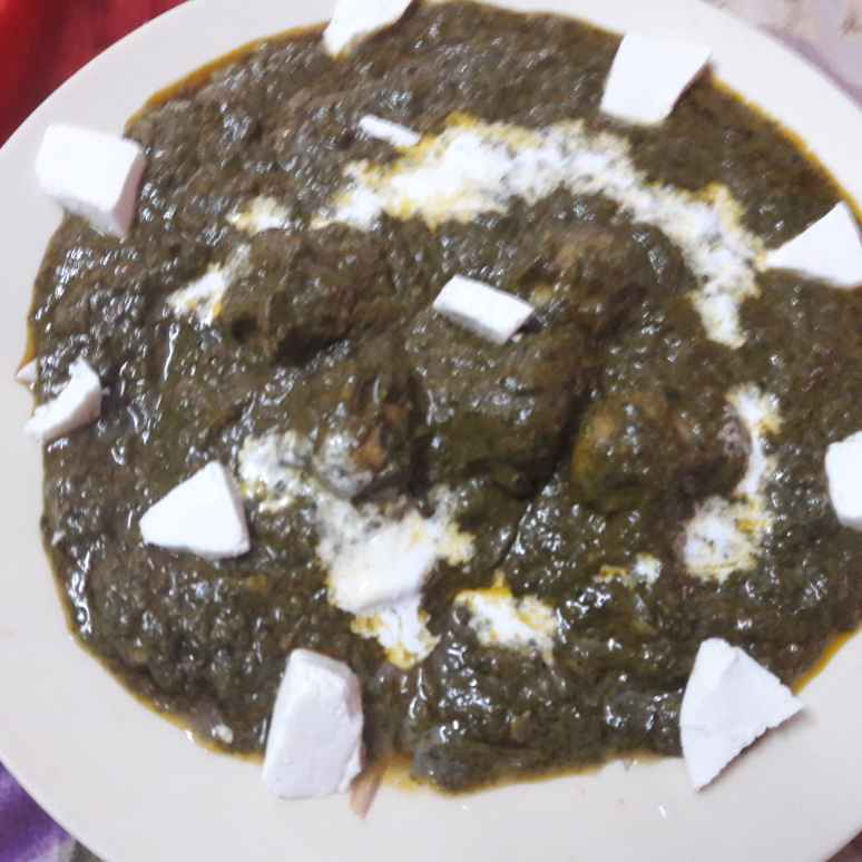 How to make Palak Kofta...